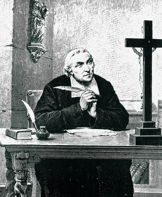 De La Salle wrote much of the Rule of the Brothers here at St. Yon