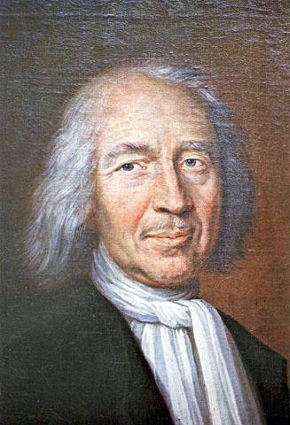 Nicolas Moët de Brouillet, De La Salle's uncle.
