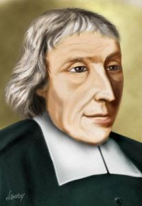 De La Salle retires to Saint Yon in 1715.