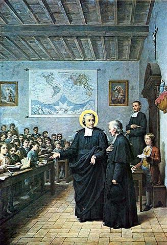The pastor, M. de La Chétardye